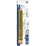 Crayon STAEDTLER Noris 122   3 Unités