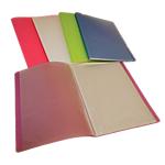 Protège document ELAMI Silky Polypropylène semi rigide 5