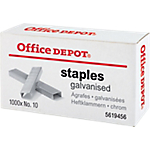 Agrafes Office Depot Nr. 10   1000 Agrafes