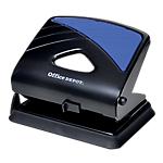 Perforateur 2 trous Office Depot 96W0 Noir, bleu