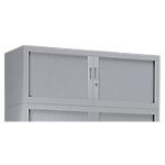 Module d'extension pour armoire haute Pierre Henry GC0412 Acier, polypropylène 1200 x 430 x 440 mm Gris clair
