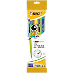 Porte mines BIC Matic Fun Assortiment   5 Unités