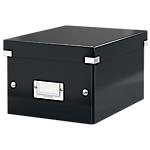 Boîte de rangement Leitz Click & Store Noir