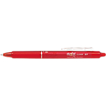 Roller encre gel Pilot FriXion Ball Clicker 07 0.7 mm Rouge