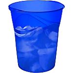 Corbeille à papier CEP CepPro Happy Bleu 30,5 x 29 x 33,4 cm