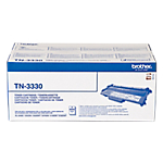 Toner TN 3330 D'origine Brother Noir