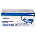 Toner TN 3380 D'origine Brother Noir