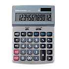 Calculatrice de bureau Office Depot AT 814 12 Chiffres Argenté