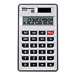 Calculatrice de poche Office Depot AT 810 10 Chiffres Argenté