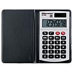 Calculatrice de poche Office Depot AT 809 8 Chiffres Argenté