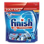 Produit lave vaisselle Finish Powerball Frais   30 Unités
