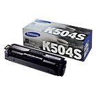 Toner CLT K504S D'origine Samsung Noir