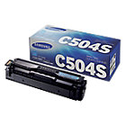Toner CLT C504S D'origine Samsung Cyan