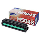 Toner CLT M504S D'origine Samsung Magenta