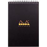 Cahier Exacompta Rhodia A5 Quadrillé   80 Feuilles