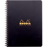 Cahier à spirale Rhodia A5+ 160 Pages 90 g