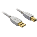 Câble USB USB Metronic Metronic 1,8m (L) Beige