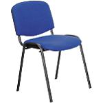 Chaise de réunion   Niceday   Bleu
