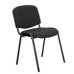 Chaise de réunion   Niceday   Noir