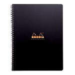 Bloc notes à spirale Rhodia A4+ 160 Pages 90 g