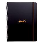 Cahier à spirale Rhodia Rhodiactive ProBook A4+ Quadrillé Assortiment   80 Feuilles