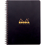 Cahier Rhodia A5+ Rodhiactive 160 Pages 90 g