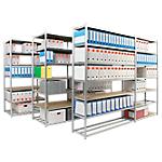 Rayonnage modulaire départ EPSILINE 1000 x 388 x 2000 mm