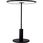 Lampe de bureau LED Alba LED COSMOS Noir