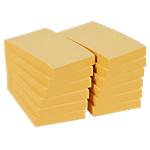 Notes adhésives Office Depot 51 x 76 mm Jaune pastel   12 Unités de 100 Feuilles