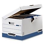 Container pour boites archives Fellowes Bankers Box Bankers Box Blanc 39 x 31 x 31 cm 10 Unités