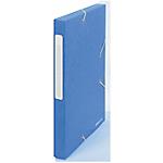 Boîte de classement Office Depot Carton glacé Bleu