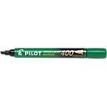 Marqueur permanent Pilot 400 Biseauté Vert