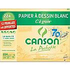 Papier à dessin Canson Canson 225 g