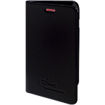 Étui de protection folio OMENEX Samsung Galaxy S6 Noir