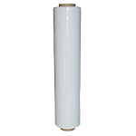 Bobine de film étirable Blanc 450 mm x 300 m 20 µm