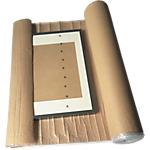 Film bulles Papier Kraft 100cm (l) x 10m (L)