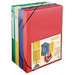 Boîtes de classement Exacompta 59600SE 25 x 4 x 33 cm Assortiment 4 Unités