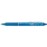 Roller encre gel Pilot FriXion Ball Clicker 07 0.4 mm Turquoise