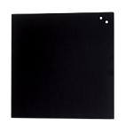 Tableau magnétique NAGA Noir 45 x 45 cm