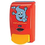 Distributeur de savon Deb Mr. Soapy 1 L Rouge   1 L