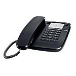 Téléphone Filaire Non Gigaset DA410 Blanc, noir