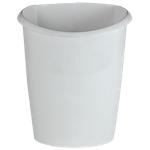 Poubelle CEP Indéchiffrable Blanc 25,1 x 31,8 x 38 cm