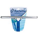 Raclette vitres 350 x 350 mm Bleu