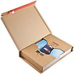 Étuis livres Carton ColomPac 8,5 (H) x 33 (l) x 8,5 (P) cm Marron   20 Unités
