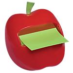 Dévidoir pour notes repositionnables Post it Z Notes 76 x 76 mm Rouge   100 Feuilles