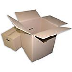 Caisse carton GPV 750 (H) x 450 (l) x 450 (P) mm Kraft   10 Unités