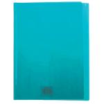 Protège cahier Calligraphe Cristalux A4 Vert