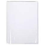 Protège cahier Cristalux A4+ Transparent