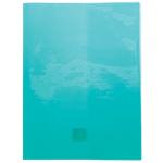 Protège cahier Calligraphe Cristalux 24 x 32 cm Vert