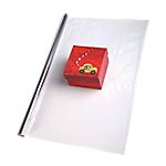 Couvre livre Calligraphe Cristal Transparent